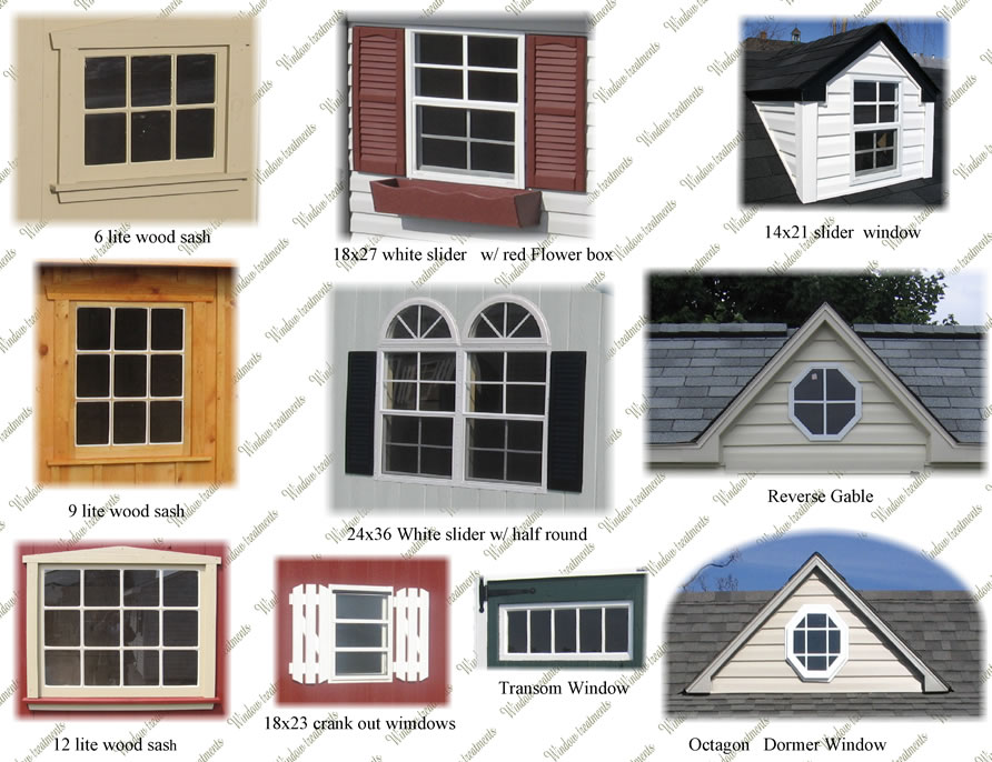 Large And Small Storage Sheds With Windows In Pa Nj Ny De Md